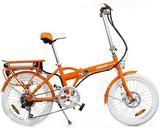 Электрические складные велосипеды