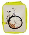 """Сумка-рюкзак """"Велосипед"""" (жёлтый)"""