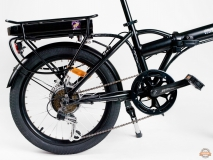 Электровелосипед MELES black
